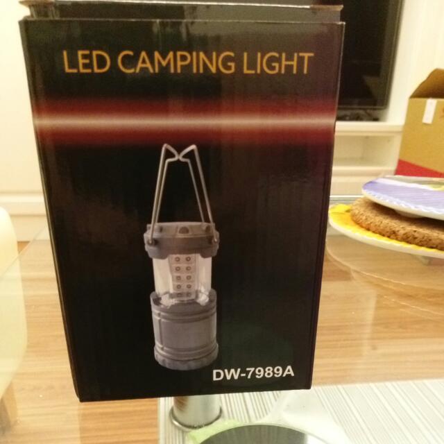 30LED 露營燈