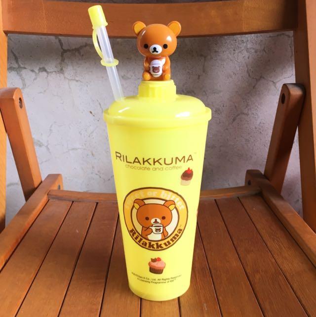 拉拉熊水瓶(全新)