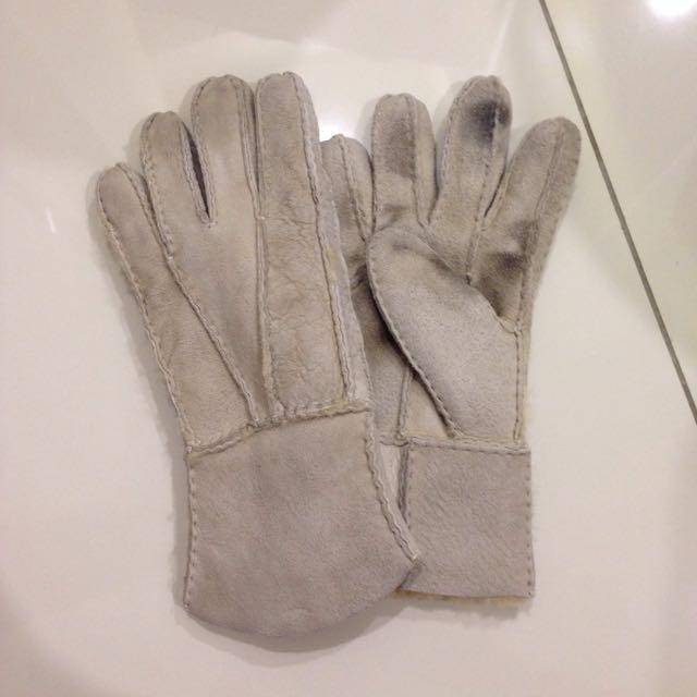 贈!麂皮鋪棉手套