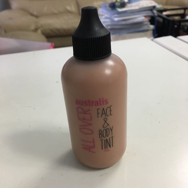 Australis Face And Body Tint