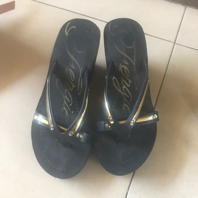Authentic Fergie Wedge