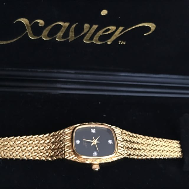 Authentic Xavier Watch For Her