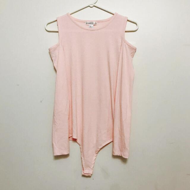 BNWT Pastel Ribbed Bodysuit