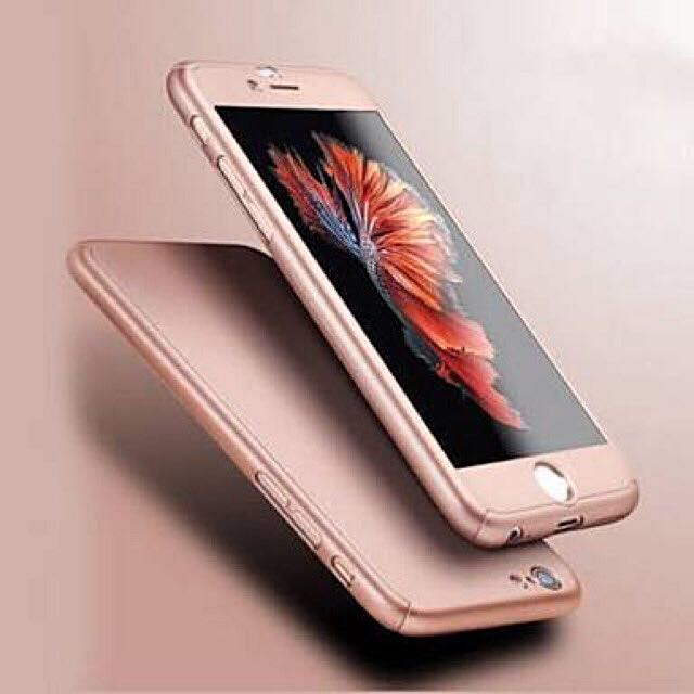 Casing Full Protection (rosegold)