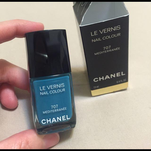 Chanel 香奈兒 指甲油