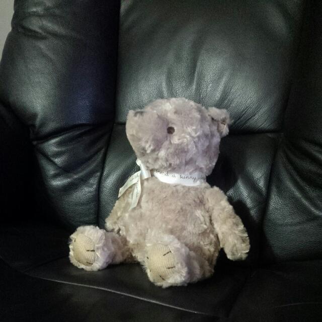 Classic Pooh Bear Toy