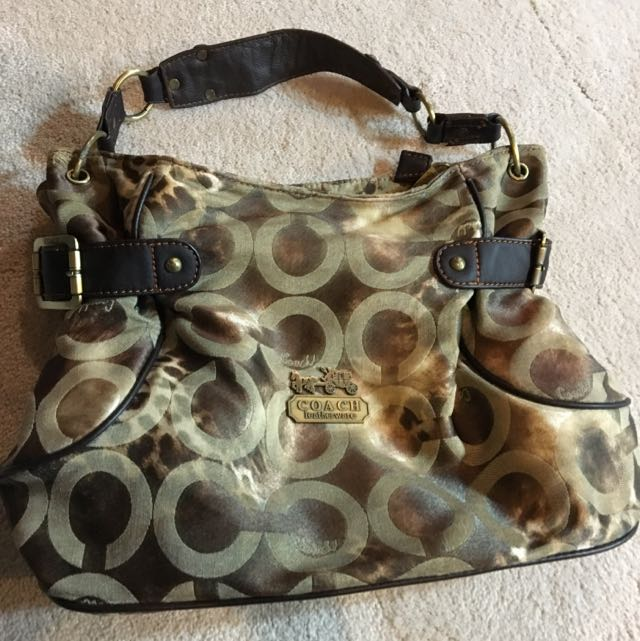 REDUCED.  Coach Purse