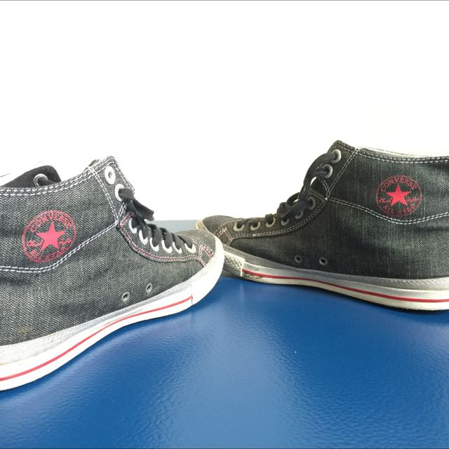 Converse Shoes Couple Years Old