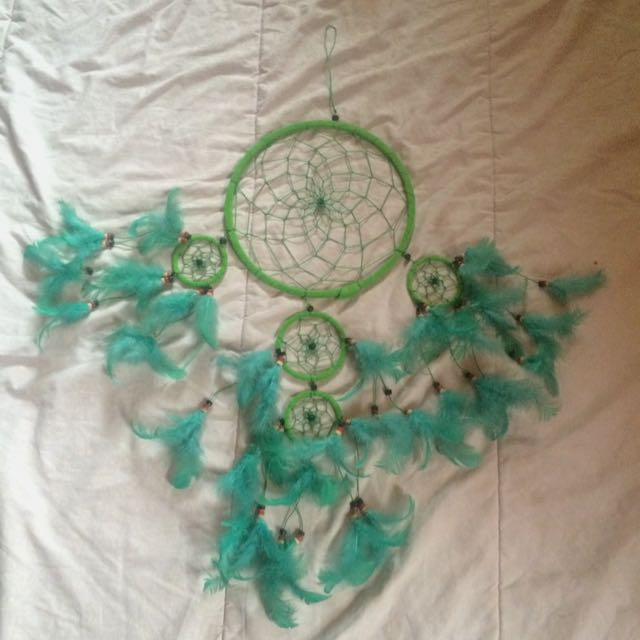 Dream Catcher (green)
