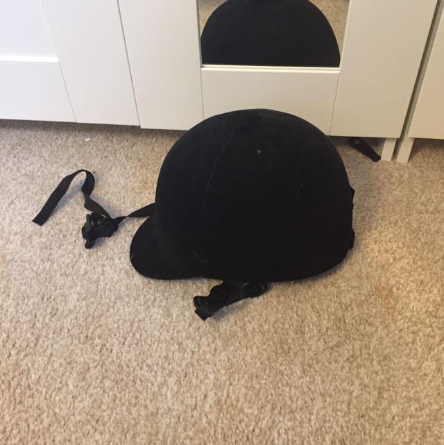 Equestrian Helmet Size Medium