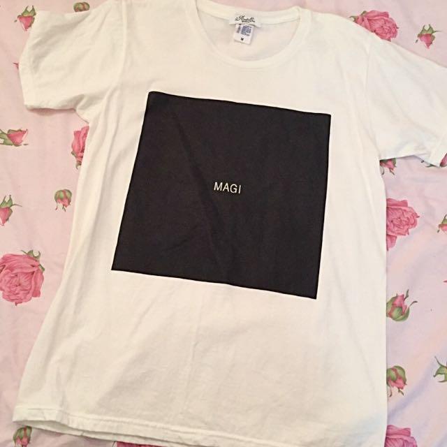 Evangelion Radio Eva Magi tshirt