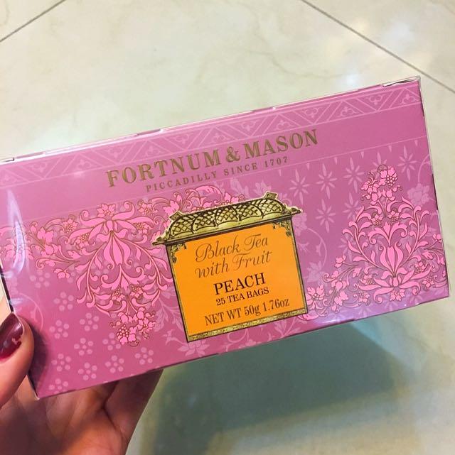 FORTNUM&MASON 茶包 英國皇室最愛