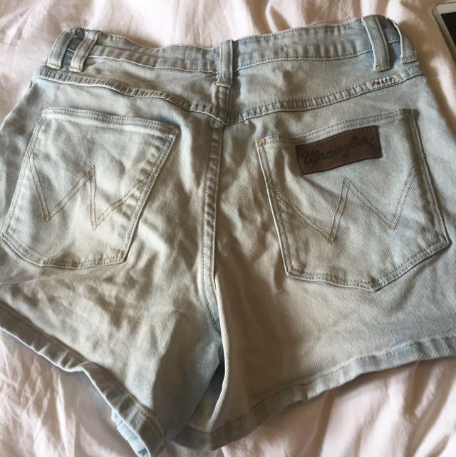 Hi Cheeky Wangler Shorts