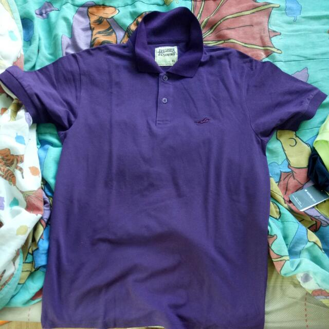 Hollister XL Polo Shirt