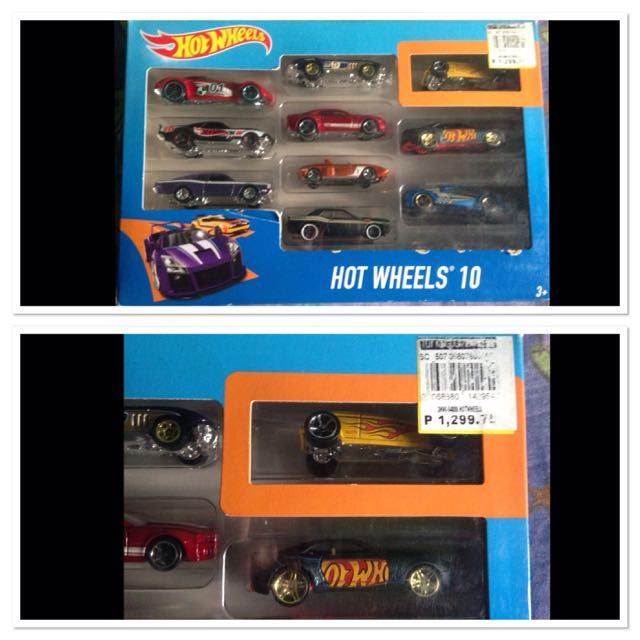 HOTWHEELS (10pieces)