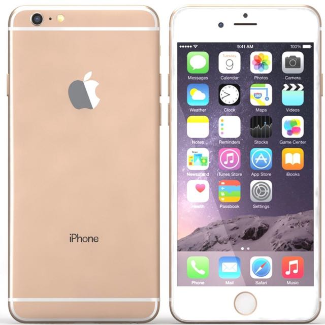 iPhone 6 Gold 220 GB