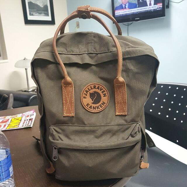 Kanken Fjallraven No. 2 Backpack
