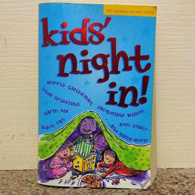 Kids' Night In Book