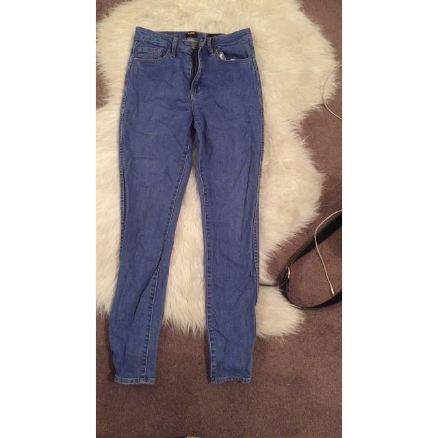 Lee ''lola' Blue Skinny Jeans