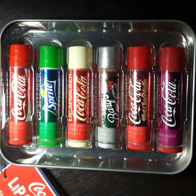 Lip Smacker COKE series