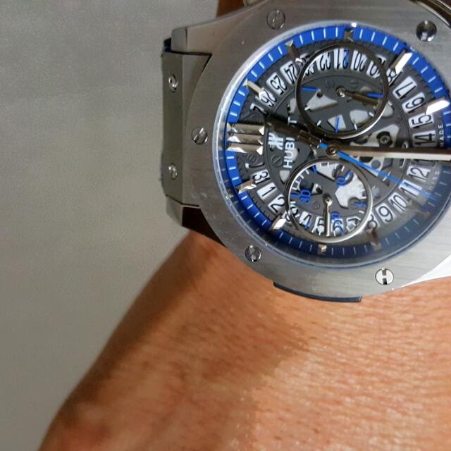 Mens  HUBLOT watch