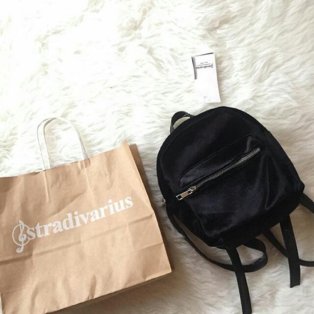 Mini Bag Stradivarius