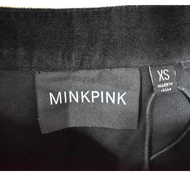 MINKPINK Black Skirt XS