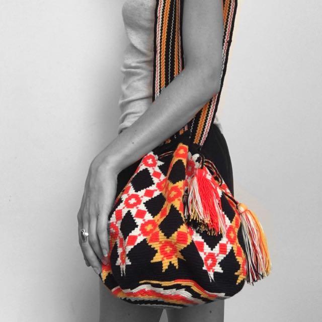 MOCHILA Colombian bag