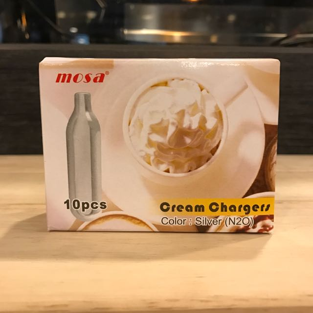 Mosa N2O 氮氣 奶油槍專用