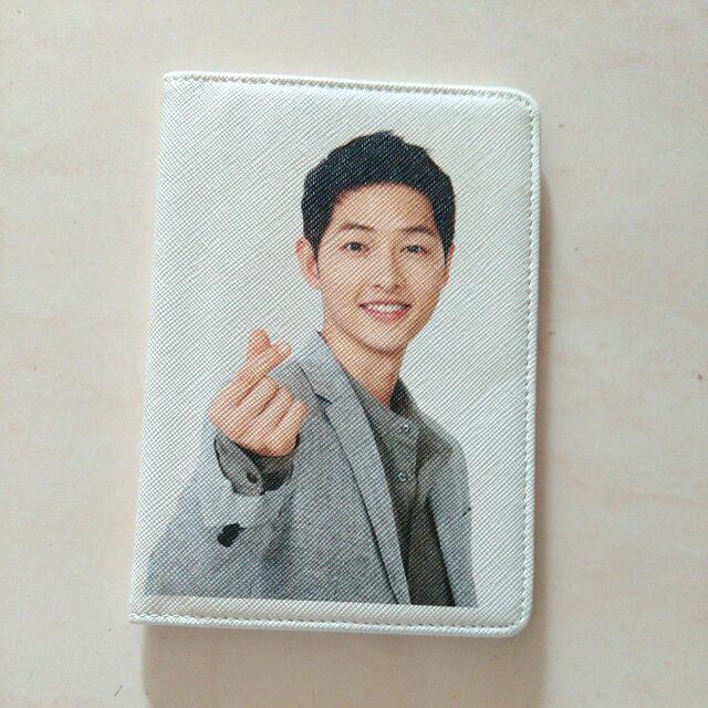Passport Cover Song Joong Ki