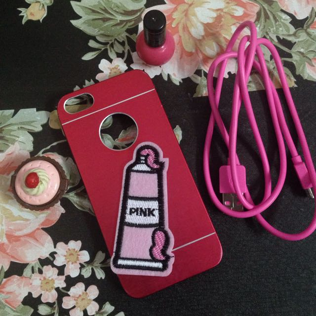 Pink Patches Rm5