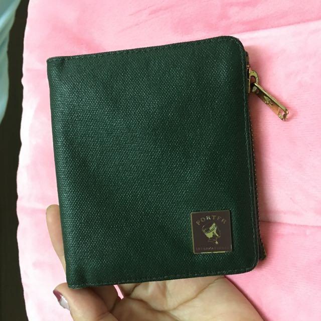 Porter短夾錢包
