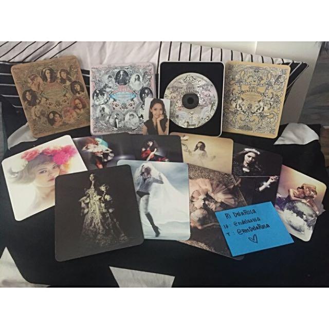 REDUCED2CLEAR! SNSD - The Boys Album