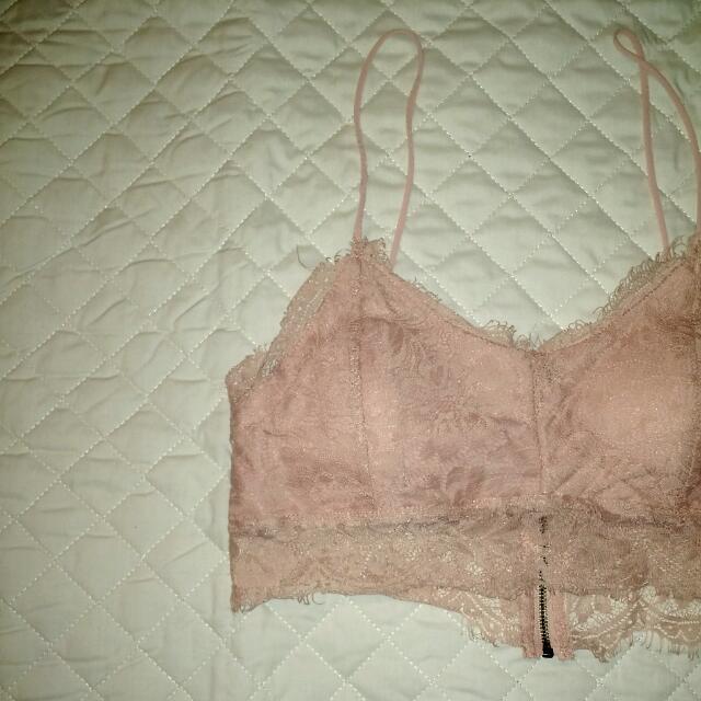Soft Pink Bralette