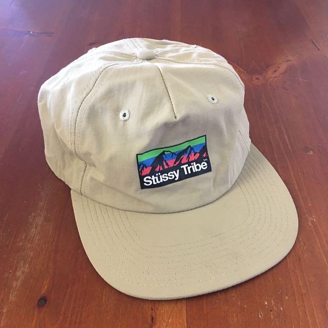 Stussy Tribe 6-Panel Hat