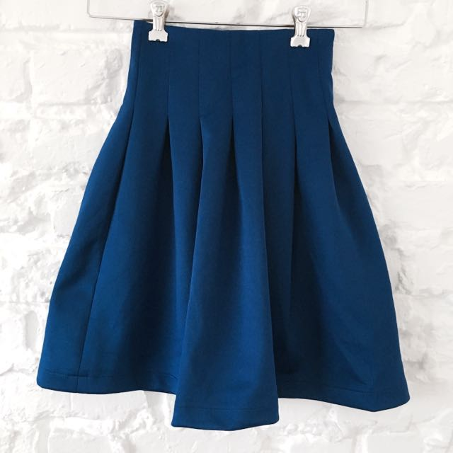 Supré (AUS) Electric Blue Skirt