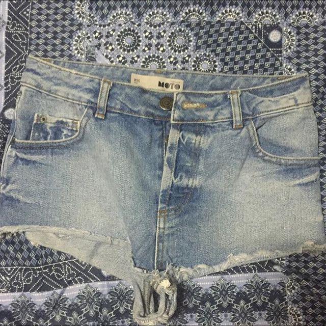 Topshop Hotpants