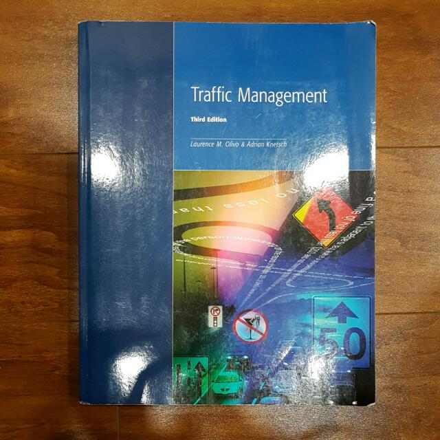 Traffic Management 3rd Ed.