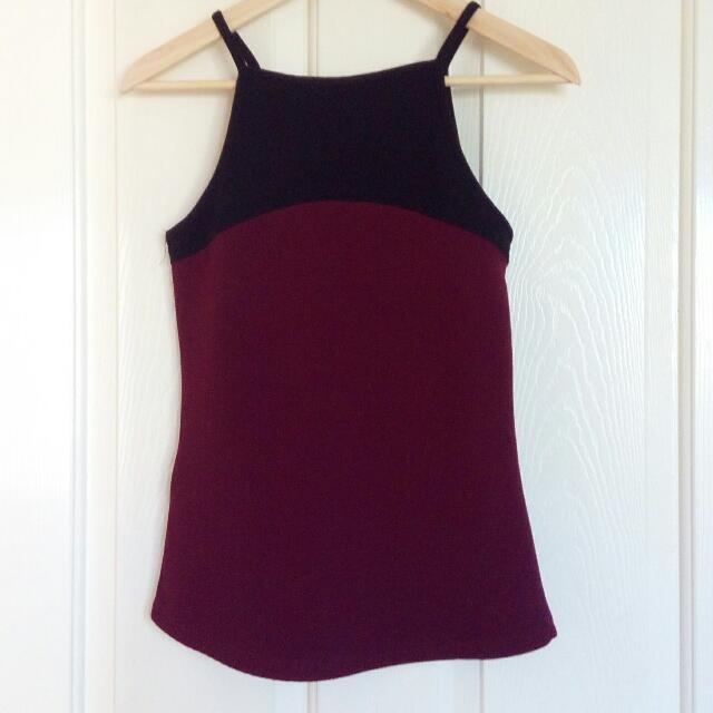 Valley Girl Top Size 6