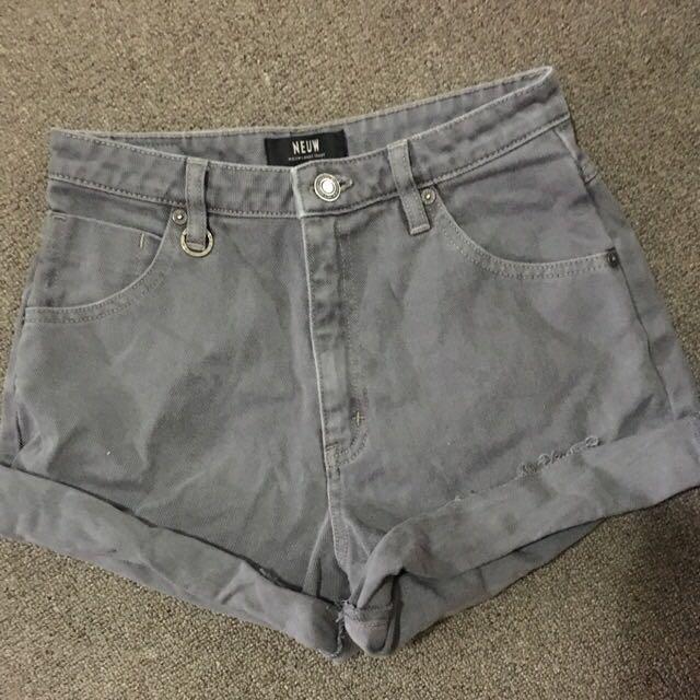 Vintage Neuw Shorts Size 8