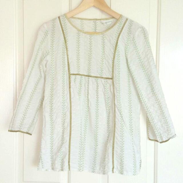 White Top Size S