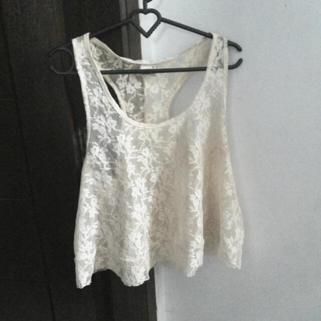 White Top Transparent #NY50
