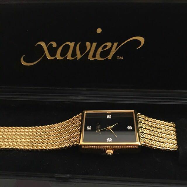 Xavier Watch Authentic