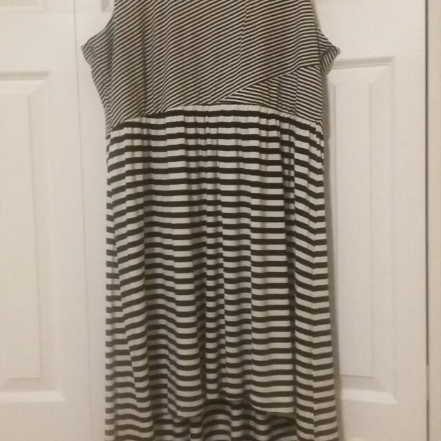 Xl High Low Dress
