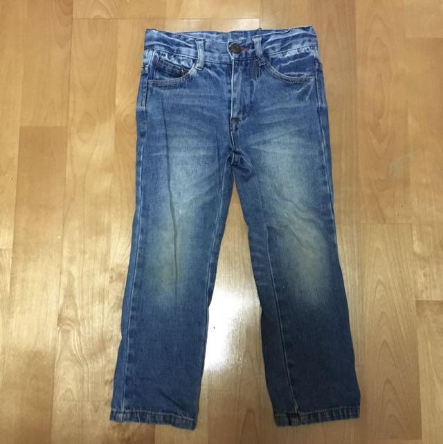 ZARA男童褲