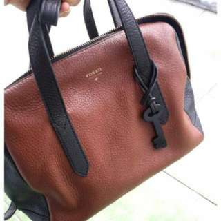 FOSSIL (ada yang udah transfer tas ini kah???)