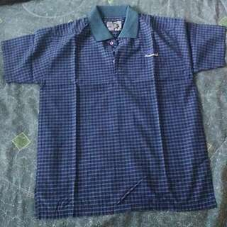 Blue Polo T Shirt
