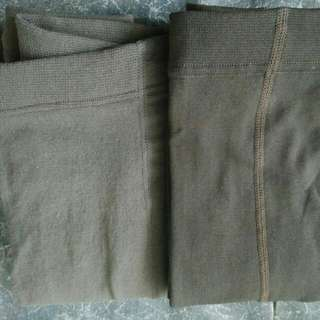 BUNDLE Fleece Thermal Pants