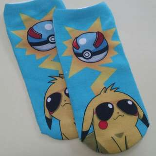 Pokemon Womens Socks Size 3-7 ** BRAND NEW**