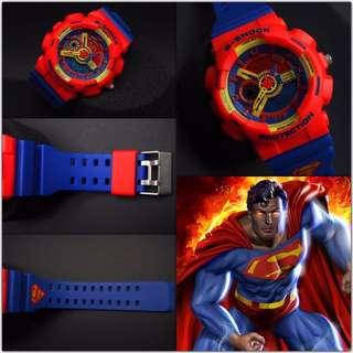G Shock Superheroes